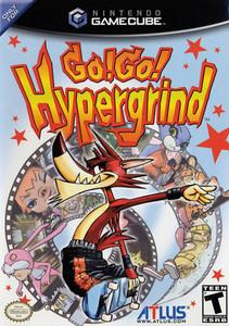 Go! Go! Hypergrind GameCube Game