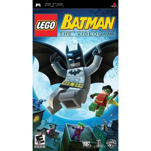 Lego Batman - PSP Game