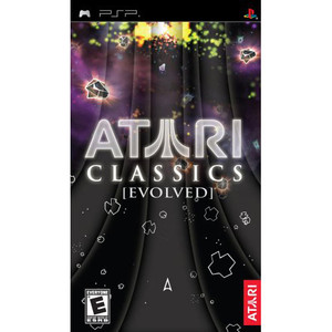 Atari Classics Evolved - PSP Game