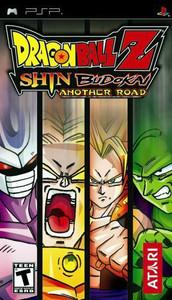 Dragon Ball Z Shin Budokai Another Road - PSP Game
