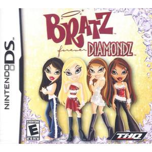 Bratz Forever Diamondz - DS Game