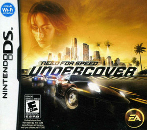 Need For Speed Undercover - DS Game