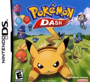 Pokemon Dash - DS Game