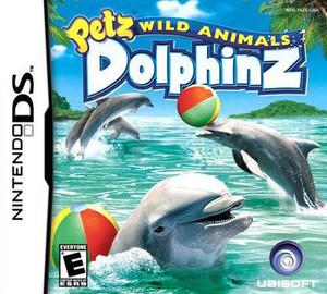 Petz Wild Animals Dolphinz - DS Game
