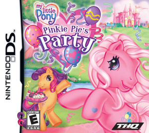 My Little Pony Pinkie Pie's Party- DS Game