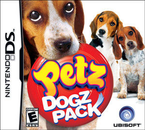 Petz Dogz Pack - DS Game