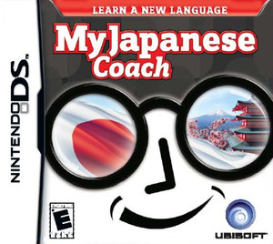 My Japanese Coach - DS Game