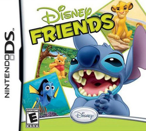 Disney Friends - DS Game