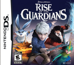 Rise of the Guardians, DreamWorks - DS Game