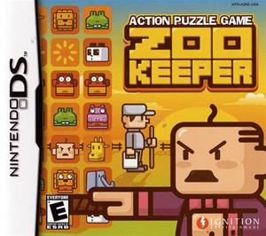 Zoo Keeper - DS Game