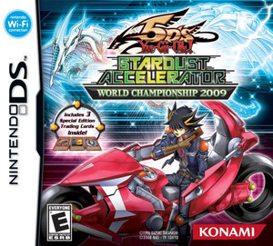 Yu-Gi-Oh! 5D's Stardust Accelerator World Championship 2009 - DS Game