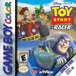 Toy Story Racer - Game Boy Color Game