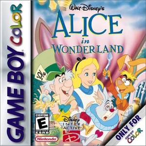 Alice in Wonderland - Game Boy Color Game