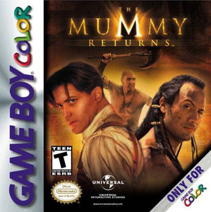 Mummy Returns - Game Boy Color Game
