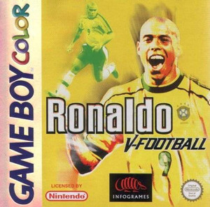 Ronaldo V-Soccer - Game Boy Color Game