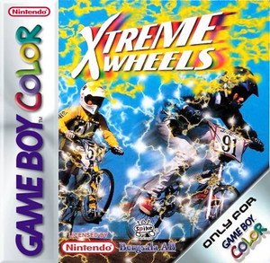 Xtreme Wheels - Game Boy Color Game