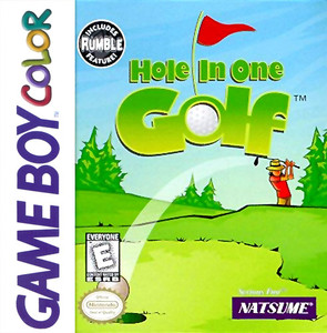 Hole in One Golf - Game Boy Color Game
