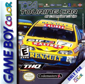 Touring Car Championship - Game Boy Color Game