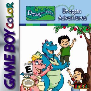 Dragon Tales Dragon Adventures - Game Boy Color Game