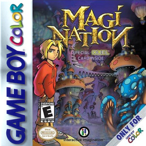 Magi Nation - Game Boy Color Game
