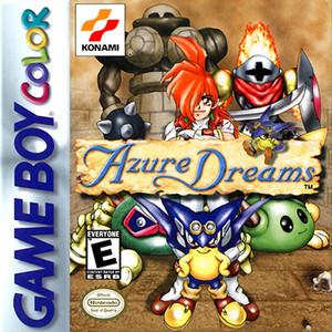 Azure Dreams - Game Boy Color Game