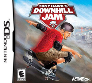 Tony Hawk's Downhill Jam - DS Game