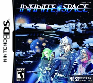 Infinite Space - DS Game
