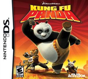 Kung Fu Panda - DS Game