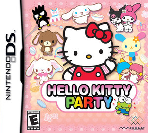 Hello Kitty Party - DS Game