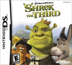 Shrek the Third - DS Game