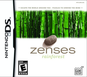 Zenses Rainforest - DS Game