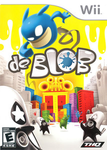 de Blob - Wii Game