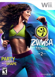 Zumba Fitness 2 - Wii Game