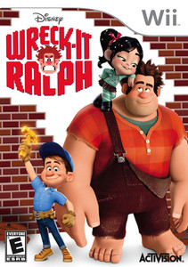 Wreck It Ralph - Wii Game