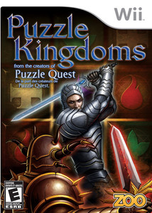 Puzzle Kingdoms - Wii Game