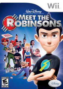 Disney's Meet the Robinsons - Wii Game