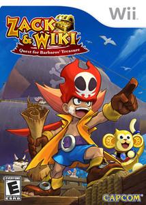 Zack & Wiki: Quest for Barbaros' Treasure - Wii Game