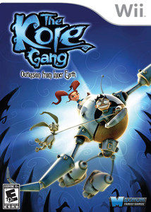 Kore Gang Outvasion From Inner Earth - Wii Game