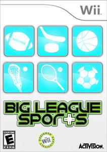 Big League Sports - Wii Game