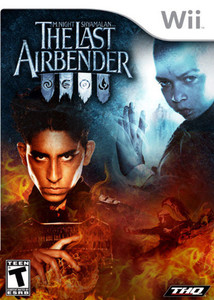 Last Airbender, The - Wii Game