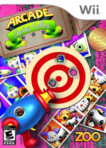 Arcade Shooting Gallery - Wii Game