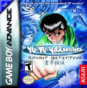 Yu Yu Hakusho Ghost Files: Spirit Detective - Game Boy Advance Game