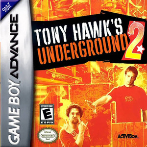 Tony Hawk's Underground 2 - Game Boy Advance Game