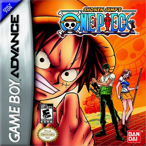 One Piece - Game Boy Advance Game