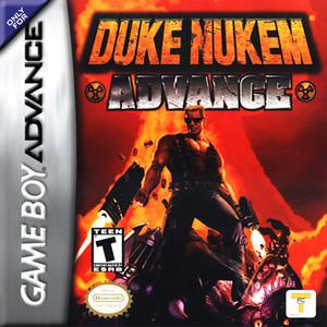 Duke Nukem Advance - Game Boy Advance Game