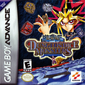 Yu Gi Oh! Dungeon Dice Monsters - Game Boy Advance Game