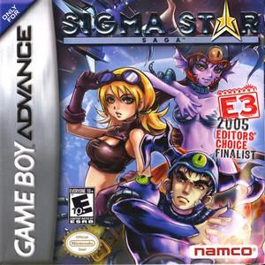 Sigma Star Saga - Game Boy Advance Game
