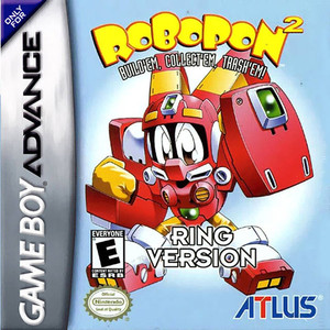 Robopon 2 Ring Version - Game Boy Advance Game