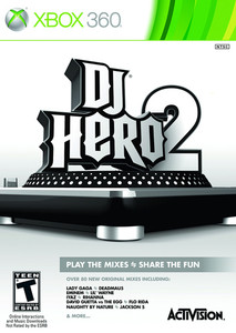 DJ Hero 2 - Xbox 360 Game