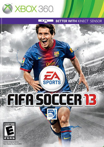 FIFA Soccer 13 - Xbox 360 Game